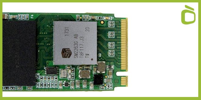 Imagen de un SSD