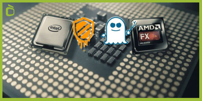 Intel y AMD afectados por Spectre y Meltdown IntelGate