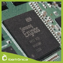 Samsung chips ASIC