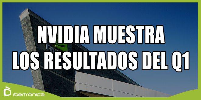 NVIDIA anuncia los resultados financieros de su primer trimestre fiscal de 2018